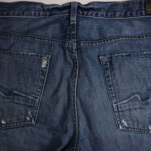 7 For All Mankind Jeans - 7 for all mankind Mens Austyn Straight Jeans 33